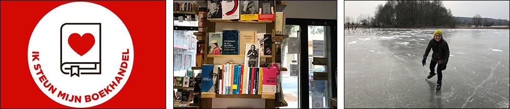 Ik steun mijn boekhandel
